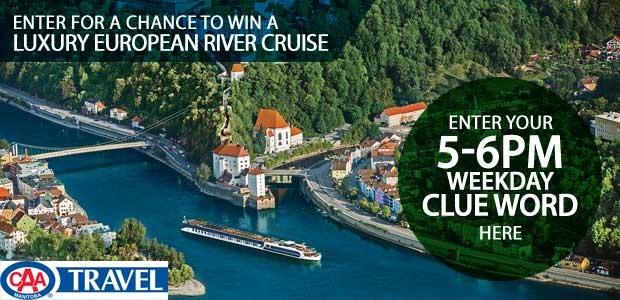 CAA European Cruise 5-6pm Hour Banner