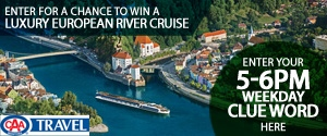 CAA European Cruise 5-6pm Hour Rotator