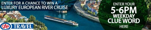 CAA European Cruise 5-6pm Hour Contest