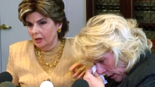 Heather Herr, Gloria Allred