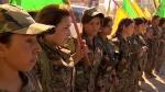 CTV News Channel: Liberation of Raqqa