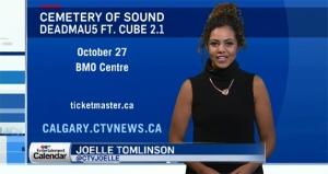 Cemetery Of Sound: deadmau5 ft. Cube 2.1 & CJAY 92 Presents Halloween Howler