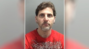 Police say Michael Phillip Vitello is 'considered a risk to public safety'; anyone who sees him should not approach, but call 911 immediately. (Police Handout)