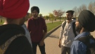 International students affected by college strike