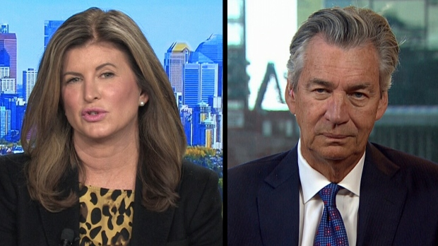 NAFTA advisor Rona Ambrose and former Canadian ambassador to the U.S. Gary Doer on CTV's Question Period.