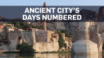 Ancient city set to vanish under floodwaters