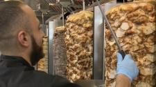 Shawarma turf war