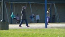 schoolgrounds