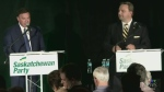 Sask. Party leadership candidates square off