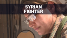 Syrian fighter used to be a university student