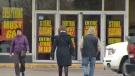 Sears North Hill Centre - liquidation sale