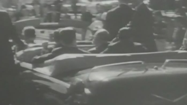 CTV News Channel: Trump plans to release JFK files