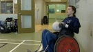 CTV News Channel: Paralyzed swimmer wins lawsuit