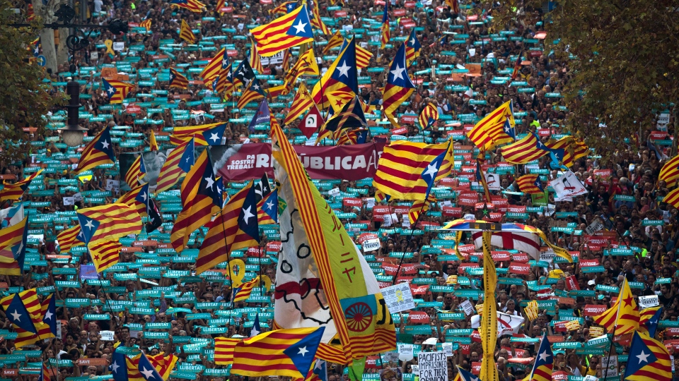 Spanish PM aims to take over Catalan govt; residents become aghast