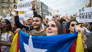 Catalonia, Spain protests