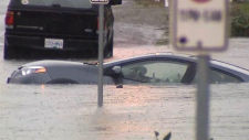 CTV National News: Wet weather in B.C.