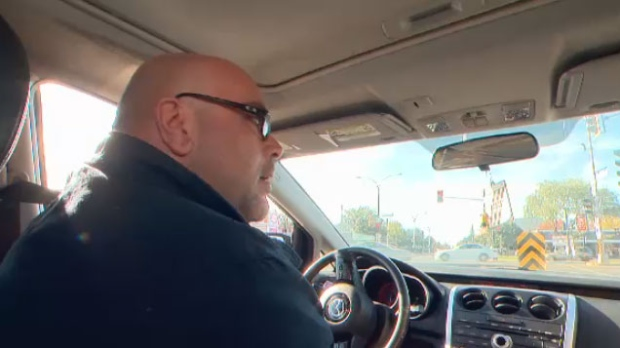 Montreal man receives ticket after singing while driving