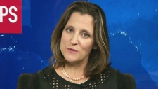 Freeland on CNN