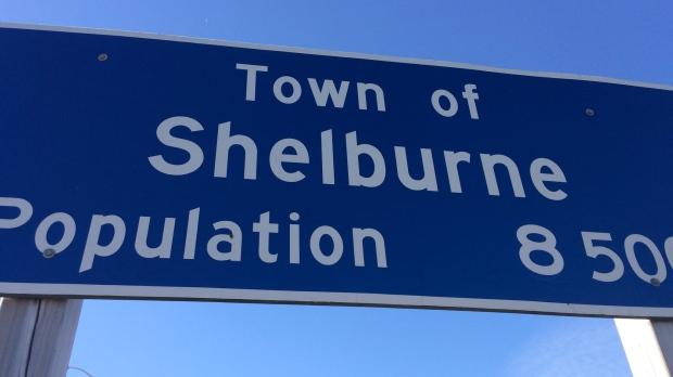 Shelburne police