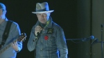 Gord Downie's project 'The Secret Path' screening