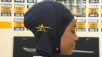 CTV National News: Logoed sports hijab in Canada