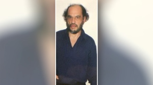 """Charles Milstone is described as white, 5'9"""" 180 pounds, and balding with long dark hair on the sides. He was last seen on Friday Oct. 20, 2017 in the Vanier area."""