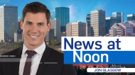 News at noon