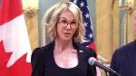 LIVE1: U.S. Ambassador to Canada Craft speaks