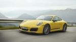 The Porsche 911 Carrera T (Porsche AG)