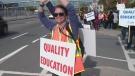 Week two of college faculty strike