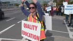 Week two of college faculty strike