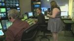 Behind the Scenes of CTV Regina