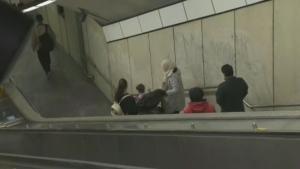 Plamondon escalator