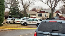 North Battleford police chase and shooting