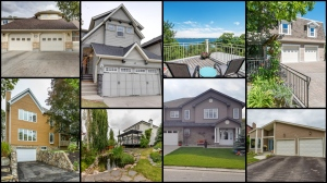 From a sunny four-bedroom home in Ottawa to a personal outdoor oasis in Edmonton, CTVNews.ca's Lorena Rosati takes a virtual tour of homes across Canada for $500,000.