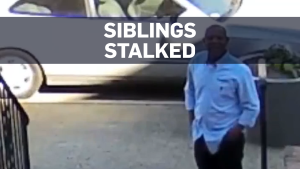 NYPD releases video of stalking suspect