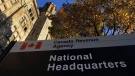 The Canada Revenue Agency headquarters in Ottawa is shown on November 4, 2011. The Canada Revenue Agency says eight of its employees were fired in the last fiscal year after violating taxpayers' privacy. THE CANADIAN PRESS/Sean Kilpatrick