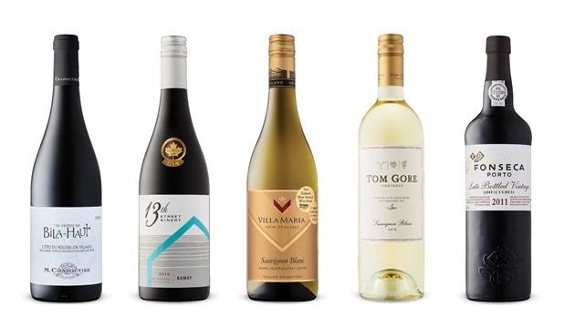 Natalie MacLean's Wines of the Week, Oct. 23, 2017