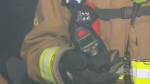 thermal imaging tool, firefighters
