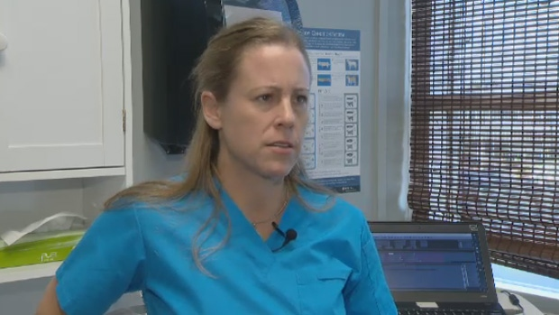 Veterinarian Dr. Susan Brown says she's seen more cases of leptospirosis than she has in her entire career.