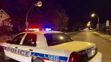 Standoff in North Central Regina