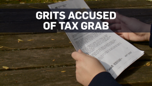 Grits accused of hitting diabetics with tax grab