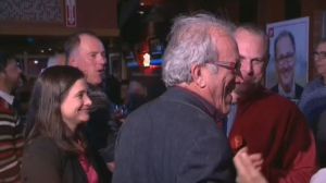 Liberal Richard Hebert pulled off an upset win in the federal Lac-St-Jean riding in Monday's by-election.