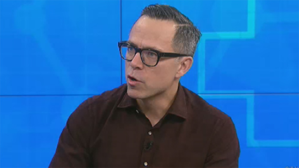 Timothy Caulfield, a University of Alberta professor and the Canada Research Chair in health law and policy, speaks to CTV's Your Morning about his new book.