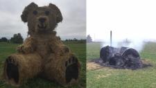 Hay Bear