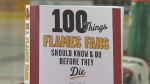 flames book