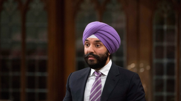 Sears liquidation puts pressure on feds to protect workers for Navdeep singh bains