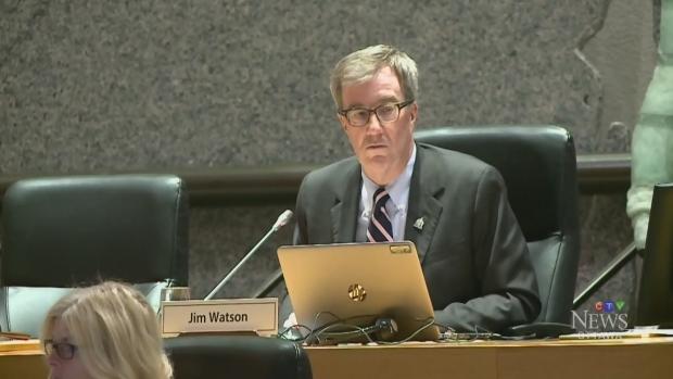CTV's Claudia Cautillo on how Mayor Jim Watson is