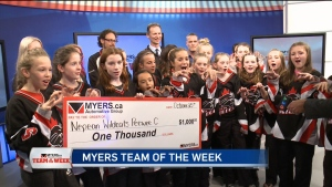 Myers Team of the Week: Nepean Wildcats PCC girls