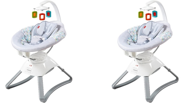 Fisher-Price Soothing Motions Seats
